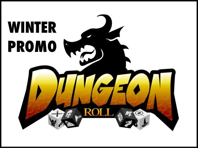 Dungeon Roll Winter Promo