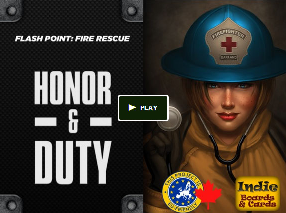 Flash Point: Honor and Duty